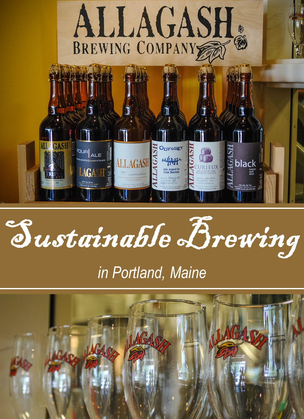 Saving the Planet One Beer at a Time in Portland, Maine