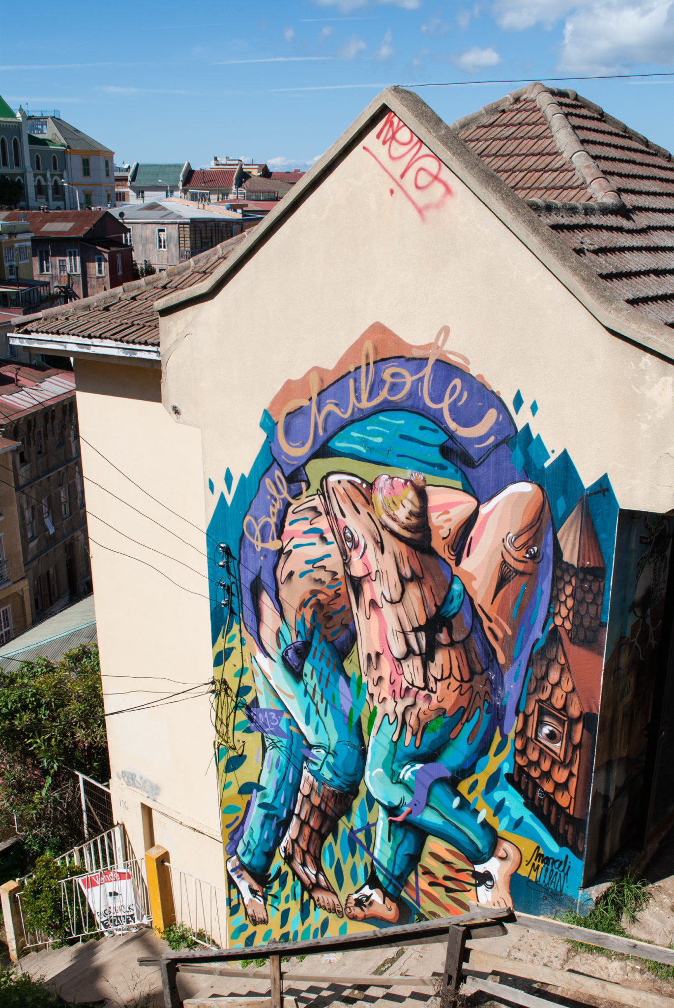 Highlights Walking Tour of Valparaiso, Chile