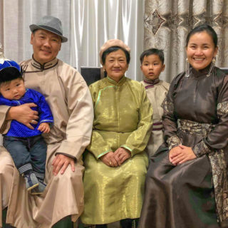 Celebrating Tsagaan Sar in the USA… Lunar New Year, Mongolia Style!