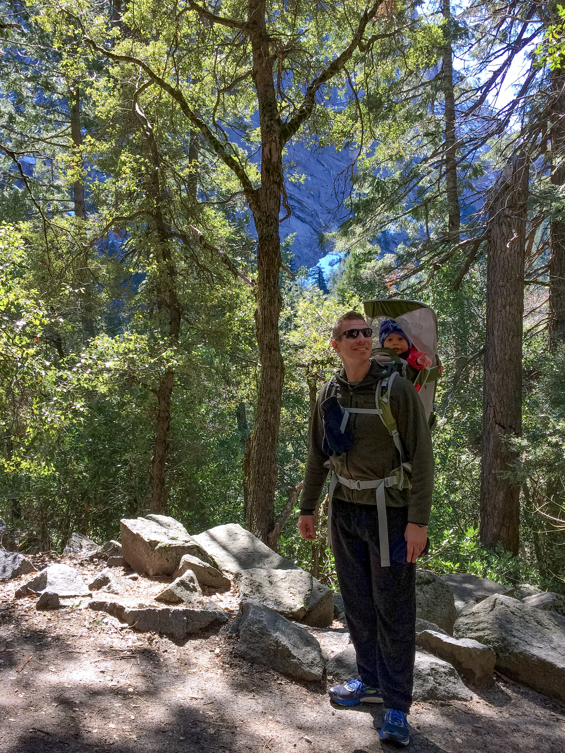 Conquering Big Hikes with Baby: My Pick for the Best Baby Hiking