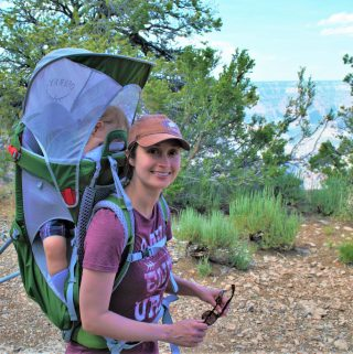 Conquering Big Hikes with Baby: My Pick for the Best Baby Hiking Carrier and Where We've Used It