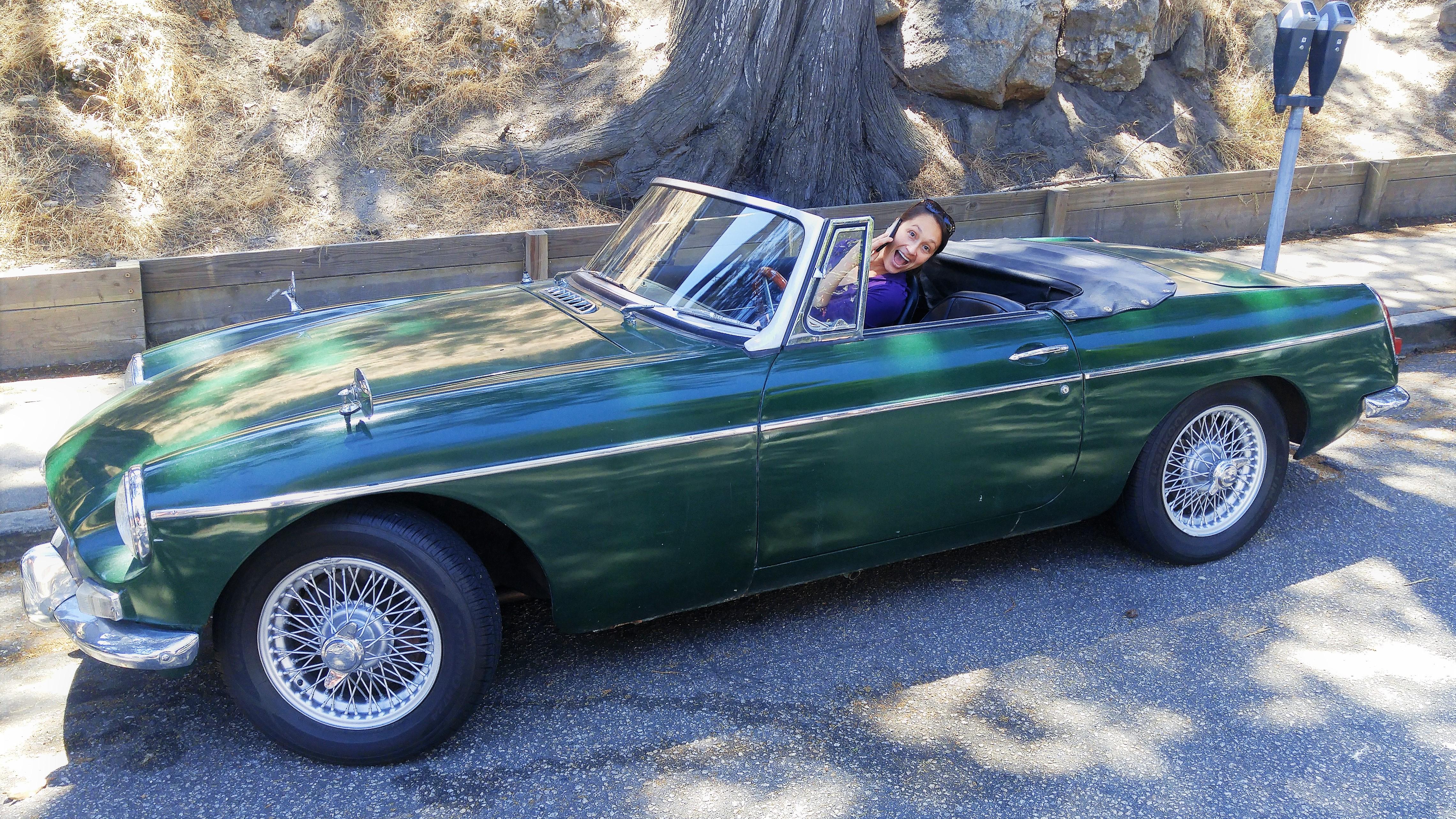 Restoring My Inheritance: Dad's '67 MGB Roadster!   MBsees